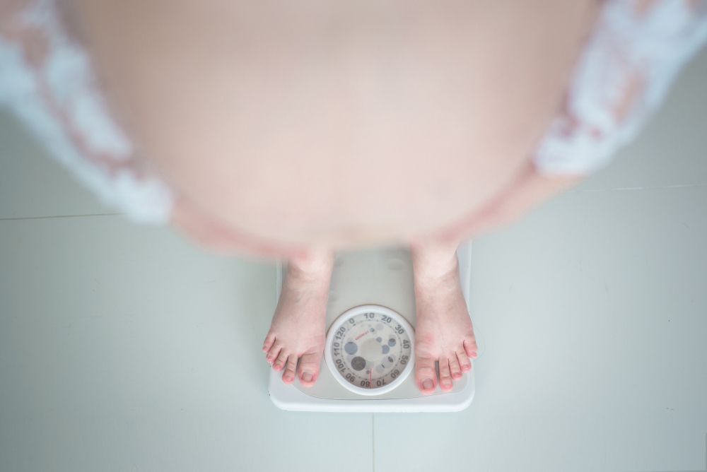 weight gain pregnancy