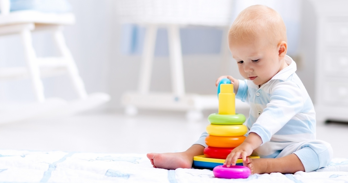 The Best Learning Toys For Your 7 Month Old Baby