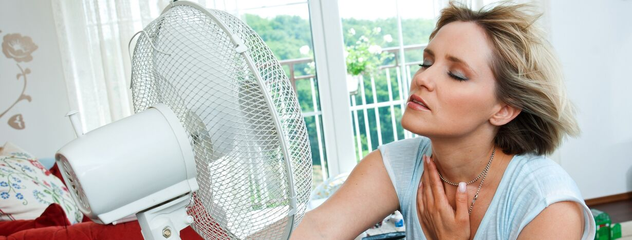 Menopause and sweating: is there a way out?