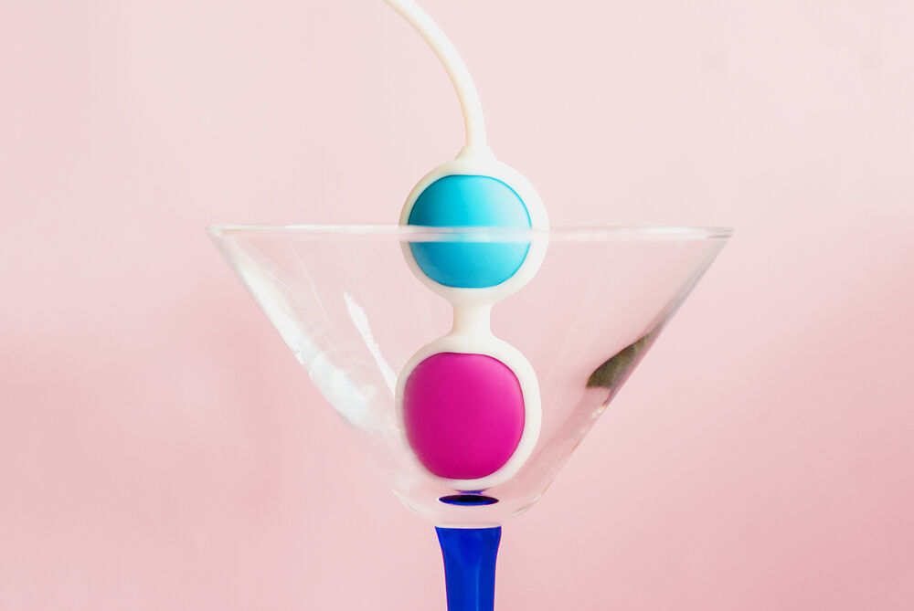 Kegel weights in a glass