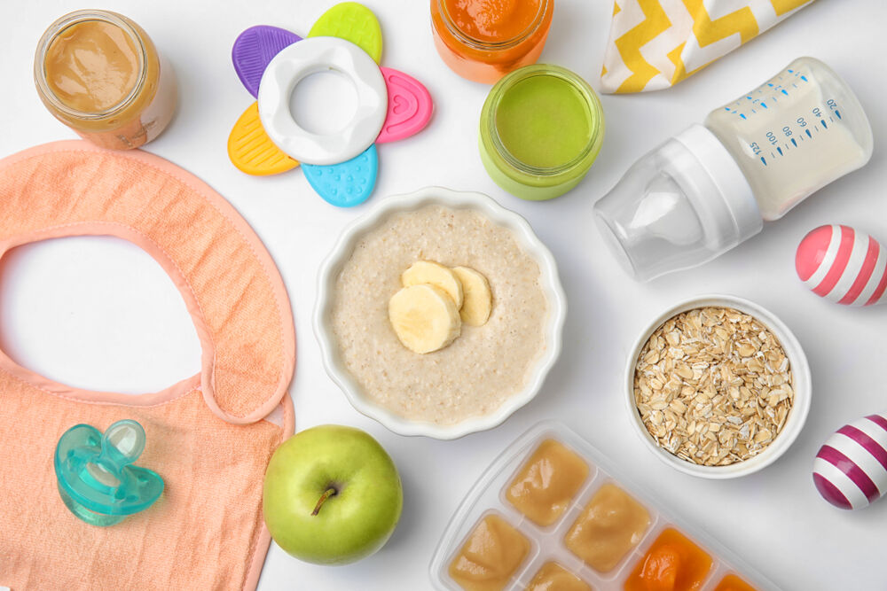 The best foods for a 9-month-old baby