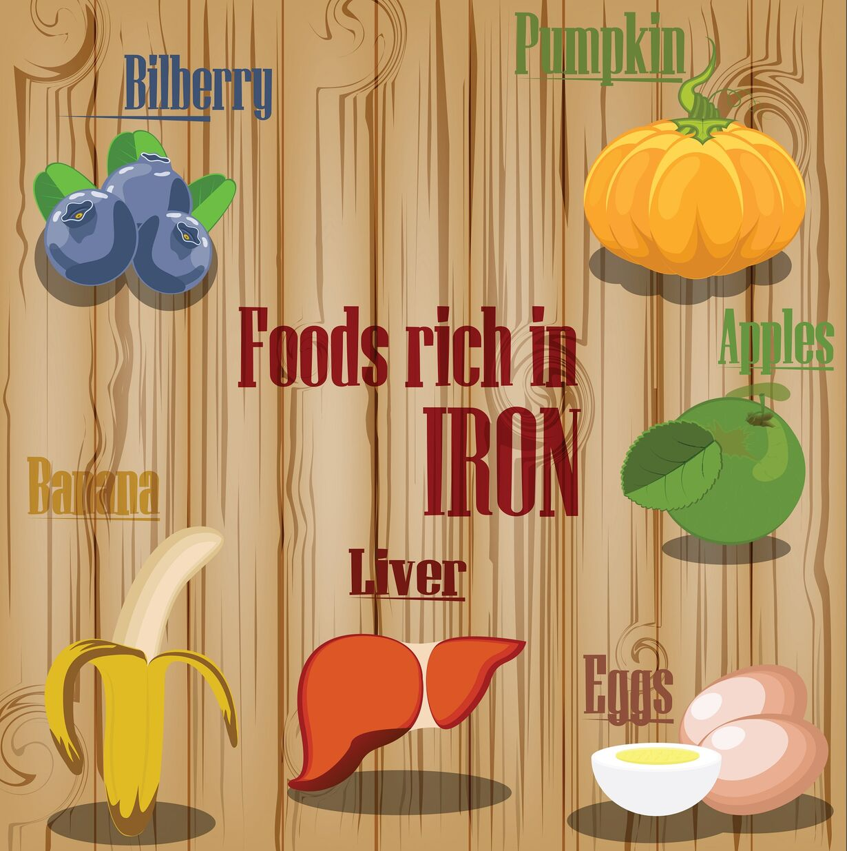 iron-rich foods for anemia