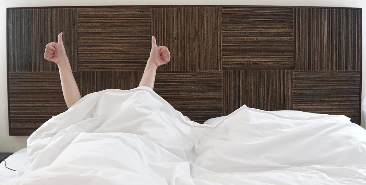 A Woman Who Had Orgasm During Sleep
