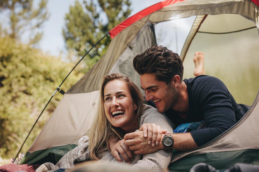 Sex camping