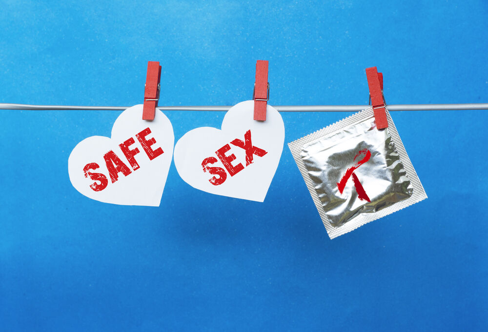 safe sex as an HIV prevention