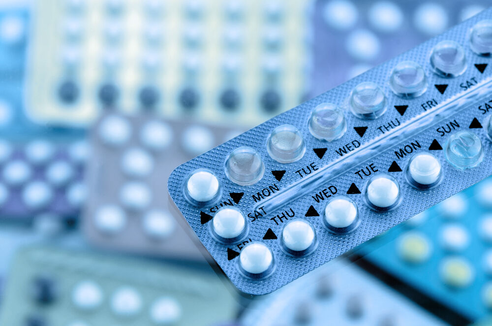 contraceptive pills used for lactation management