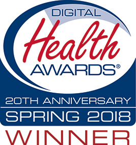 Digital Health 2019 Silver Honoree